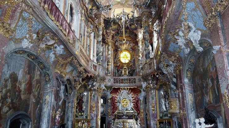Asamkirche Munich (1)
