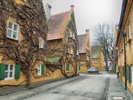 Fuggerai, Augsburg (1)