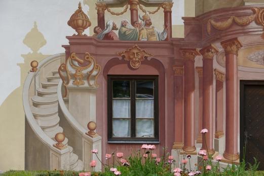 luftlmalerei, Oberammergau