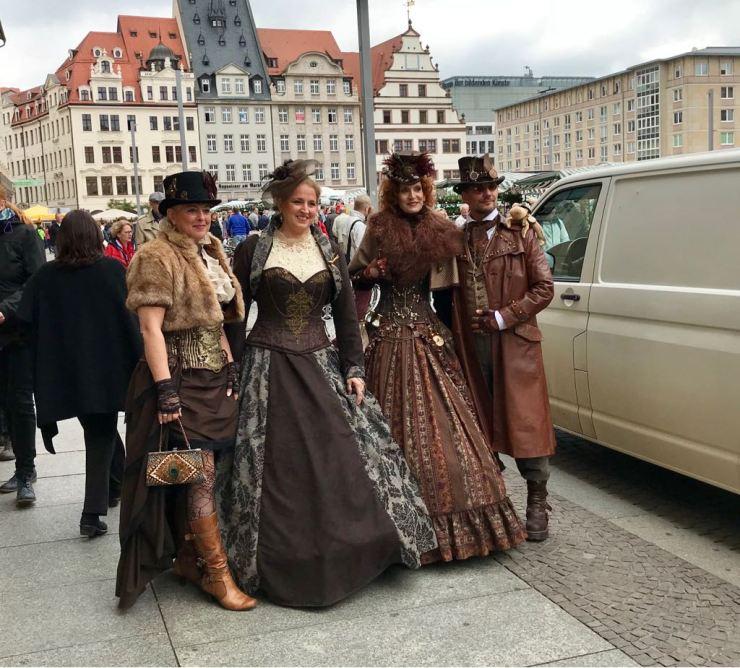 Goths in Leipzig