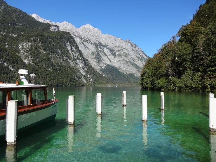 Konigsee boat