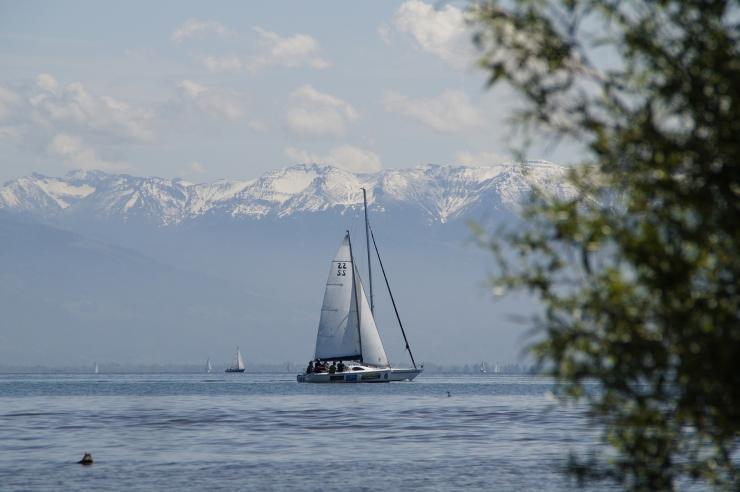 Lake Constance Alps 2