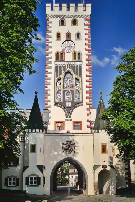 landsberg city gate