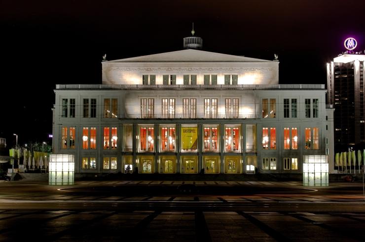 Leipzig opera house #2