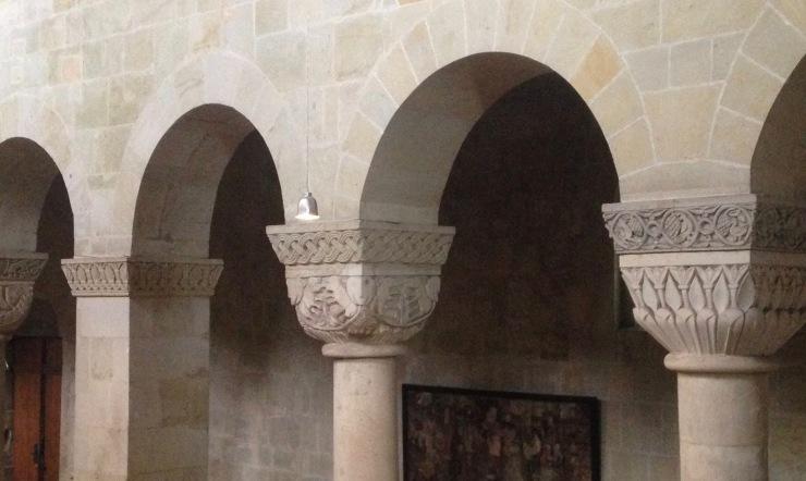 Medieval capitals (1)