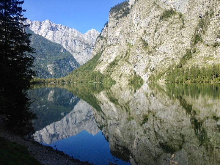 obersee reflections
