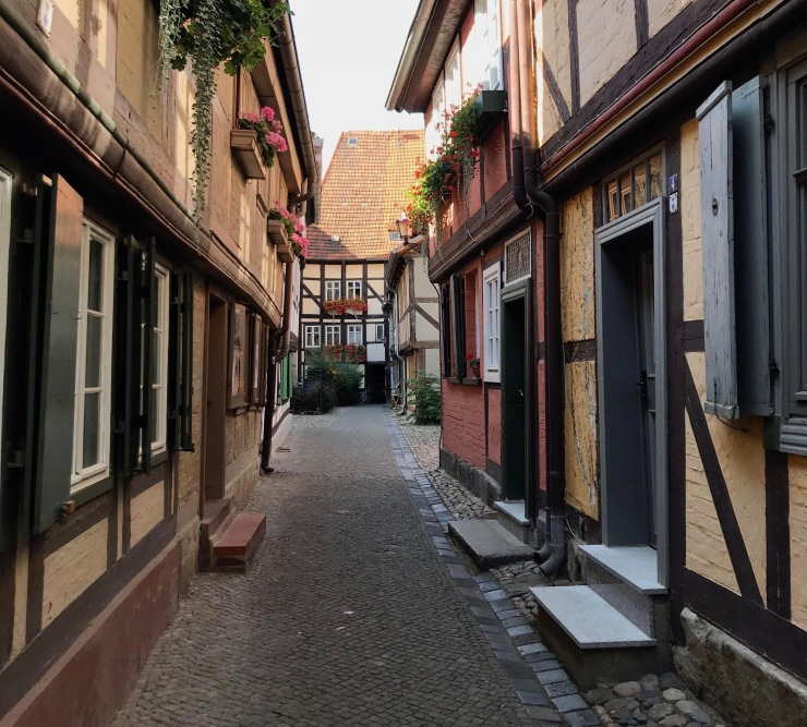Quedlinburg Alley (1)