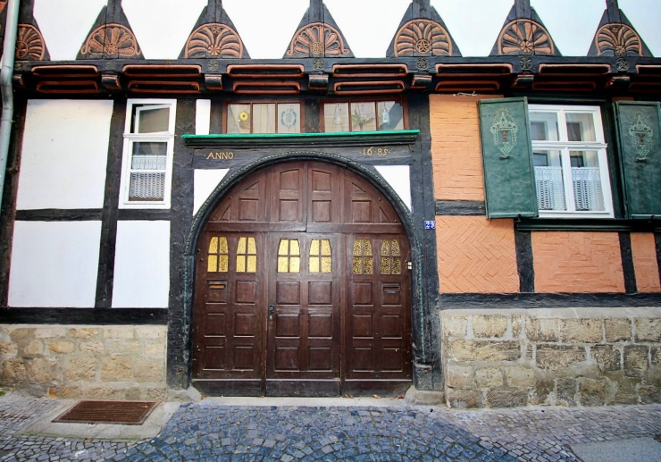 Quedlinburg doorway (1)