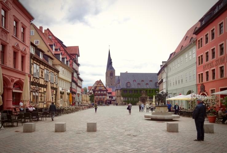 Quedlinburg Town Square