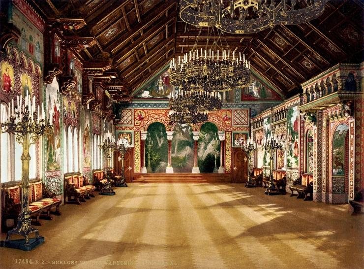 Singers Hall Neuschwanstein