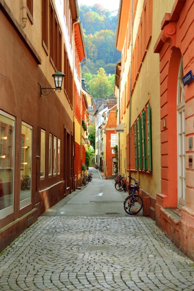 heidelberg alley
