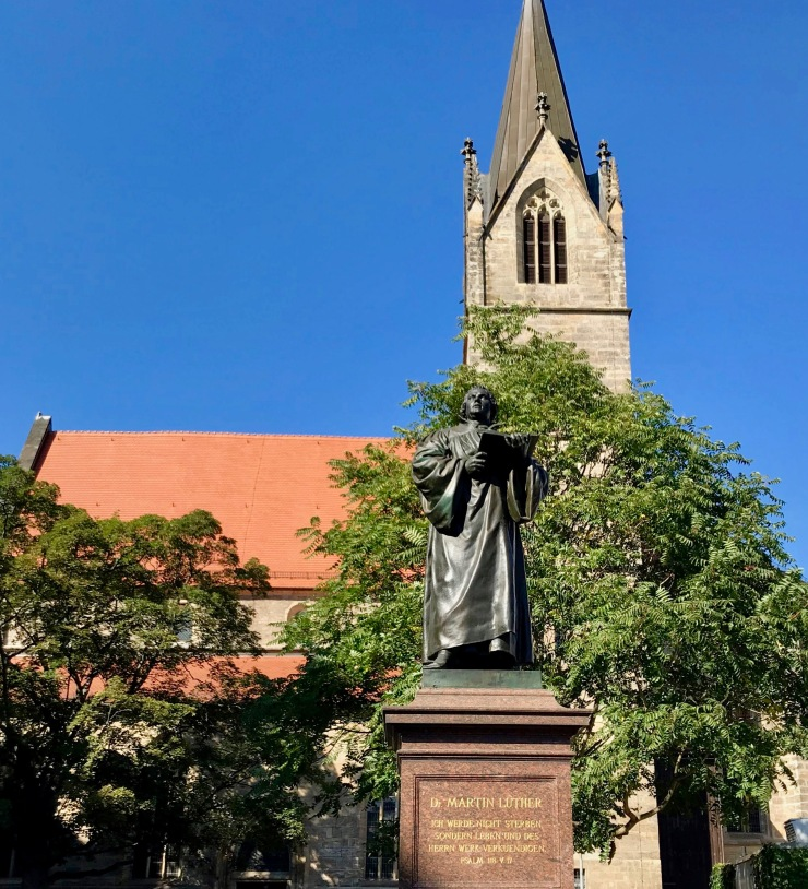 Luther statue (1)