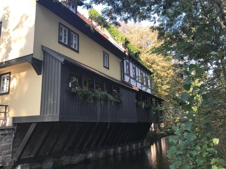Männchen houses