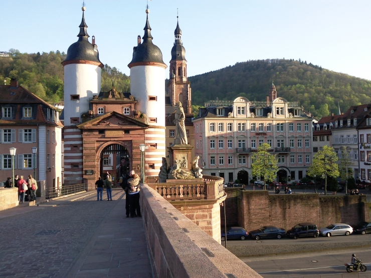 Heidelberg Bridge #3