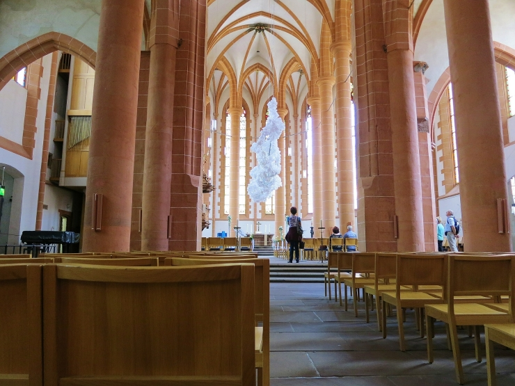 heidleberg church interior