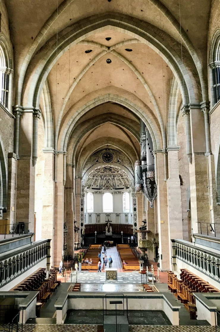 Dom Interior Trier
